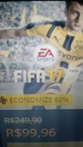 FIFA 17 Standard 99,96