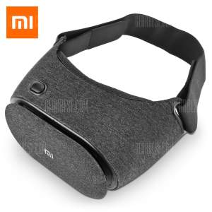 Original Xiaomi PLAY2 3D VR Headset  - BLACK - R$66