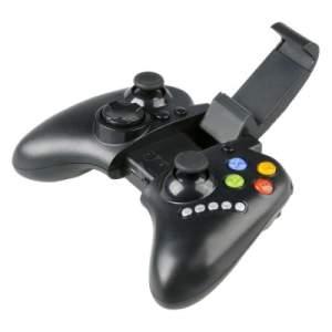 IPEGA PG-9021 Classic Bluetooth Gamepad  - BLACK - R$50,55