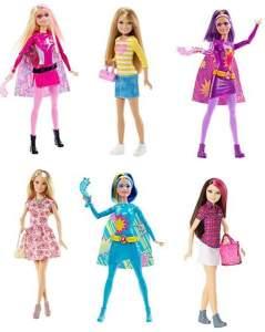 Barbie Heroínas Hero Pink - Mattel por R$ 30