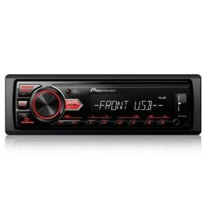 MP3 Player Automotivo Pioneer entrada USB - R$167