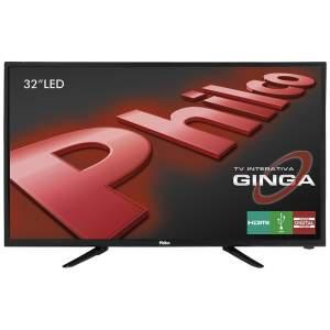 TV Philco LED 32´ HD HDMI, USB - PH32B51DG - R$ 900
