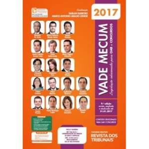Vade Mecum OAB e Concursos 9ª Edição 2017 por R$125,93