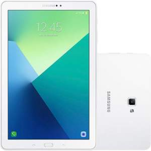 "Tablet Samsung Galaxy Tab A SM-P585M 16GB Wi-Fi 4G Tela 10.1"" por R$ 1408"