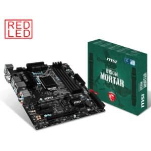 MSI Mortar 1151 b150 6 e 7 geração Intel - R$347