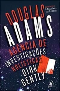 Agência de Investigações Holísticas Dirk Gently - R$ 15