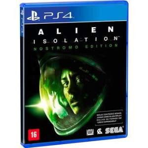 Alien: Isolation - Nostromo Edition - PS4 - $39