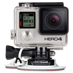 Suporte De Câmera P/ Prancha De Surf GoPro Hero Mount R$50