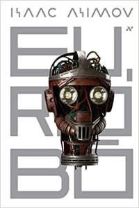 Livro Eu, Robô - R$21,40