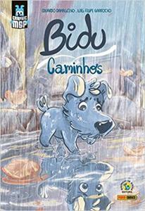 Bidu - Caminhos - Volume 1 - R$ 10
