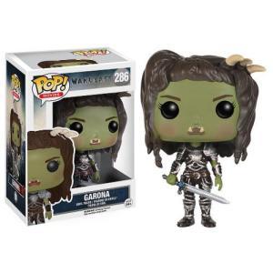 Garona - Warcraft Funko Pop por R$49,90