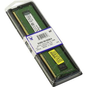 Memória RAM DDR4 2133MHz KVR21N15S8/4 Kingston - 4GB (1x4GB) - R$156