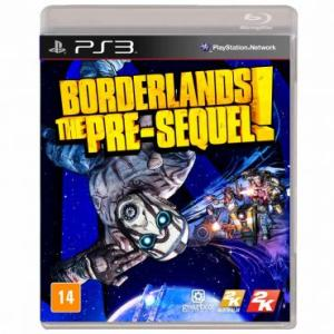 [PS3] Jogo Borderlands The Pre Sequel! por 29,90