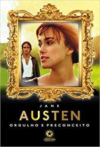 Orgulho e preconceito - jane Austen (Capa dura)
