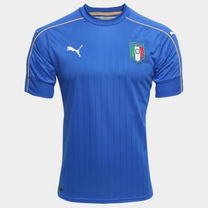 Camisa Itália Puma - Home 2016 S/N - R$110