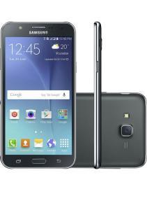 "Smartphone Samsung Galaxy J7 Duos Dual Chip Android 5.1 Tela 5.5"" 16GB 4G Câmera 13MP - Preto  R$ 664,98"