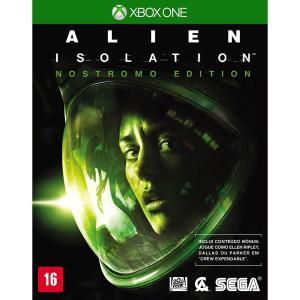 Alien: Isolation - Nostromo Edition XOne - R$ 40