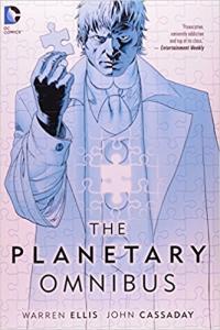 Planetary Omnibus (inglês) - R$171