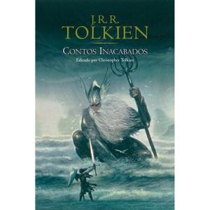 Livro Contos Inacabados J.R.R. Tolkien por R$11,90