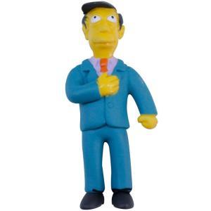 Mini Figura - Os Simpsons - 5 cm - Diretor Skinner - Multikids R$8