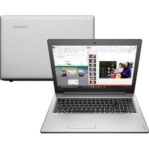 [Cartão Sub] Notebook Lenovo Ideapad 310 Intel Core 6 i7-6500u 8GB (GeForce 920M de 2GB) por R$ 2610