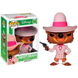 Smarty Weasel Funko POP! por R$39,90