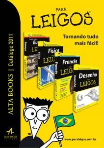 """Livros """"Para Leigos"""" em promoção na Amazon"""