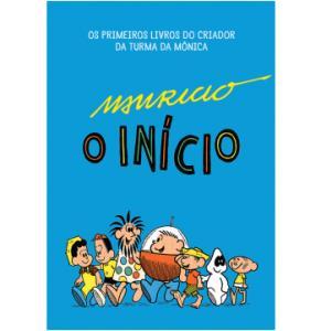 Livro Maurício, O Início por R$49,90