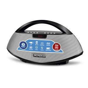 Rádio Portátil Mondial SK-01- 15W - R$ 60