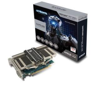 Placa de Vídeo AMD Sapphire RADEON R7 250 1GB Ultimate - R$ 255