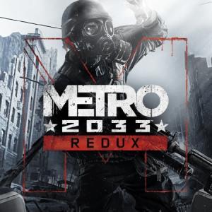 PS4 Metro 2033 Redux - PSN+ R$ 18,45