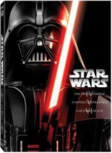 DVD Star  Wars - A TRILOGIA CLASSICA (4-6)