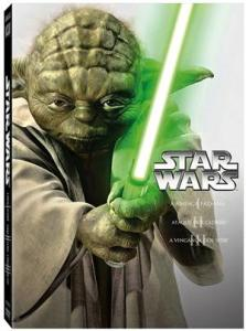 DVD STAR WARS - A TRILOGIA NOVA (1-3) - R$20