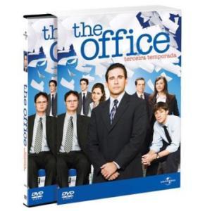 The Office - 3ª Temporada (DVD) - R$31,90