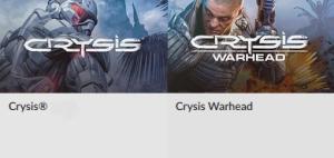 [GOG] 'PC' - Crysis ou Crysis Warhead