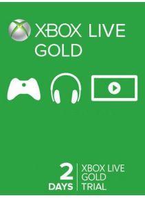 Xbox Live Gold 2 Days Trial Code Global @SCDKey por R$ 3