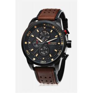 Relógio CURREN 8250 Casual de Homens Quartz - R$35,34