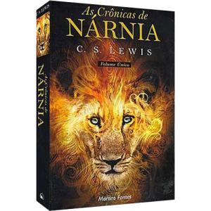 Livro - As Crônicas de Nárnia (Volume Único)