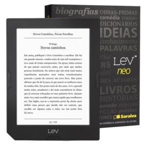 Saraiva Lev Neo - Com Luz - R$344 (Frete grátis)