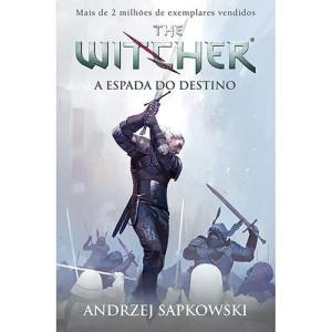 Livro - A Espada do Destino - The Witcher -Vol. 2 - R$ 9