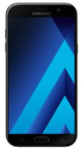 "Smartphone Samsung Galaxy A7 2017 Preto Tela 5.7"" Android™ 6.0 Câmera 16Mp 32Gb por R$ 1451"