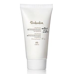 50% OFF Desodorante Antitranspirante em Creme Sem Perfume Tododia - 80g