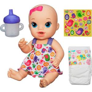 Boneca Baby Alive Hora do Xixi Loira - Hasbro por R$ 70