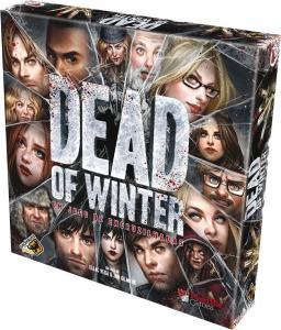 Jogo de tabuleiro Dead of Winter - R$189,91