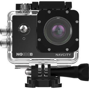 Câmera de Aventura Navcity NG-100B 12MP Full HD com Case à Prova d'água 30m por R$ 95