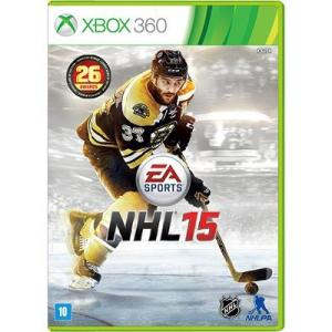 NHL 15 EA SPORTS XBOX 360 - R$30