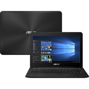 "Notebook Asus Z450LA-WX012T Intel Core i3 4GB 1TB Tela LED 14"" Windows 10 - Preto por R$ 1449"
