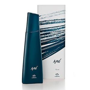 Amó Desodorante Colônia Masculino - 75ml De R$ 119,90 por R$ 59,95