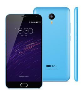 "Vi Meizu M2 Note 5,5"" Full Hd, Octa-Core, Dual Chip 4g, 13mp/5mp - Azul R$464"