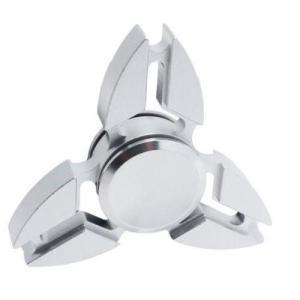 Fidget Hand Spinner Modelo raro Metal com rolamento durável